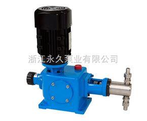 DZ-X系列柱塞式計量泵