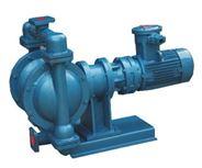 DBY-80鑄鐵電動隔膜泵,不銹鋼電動隔膜泵DBY-80P