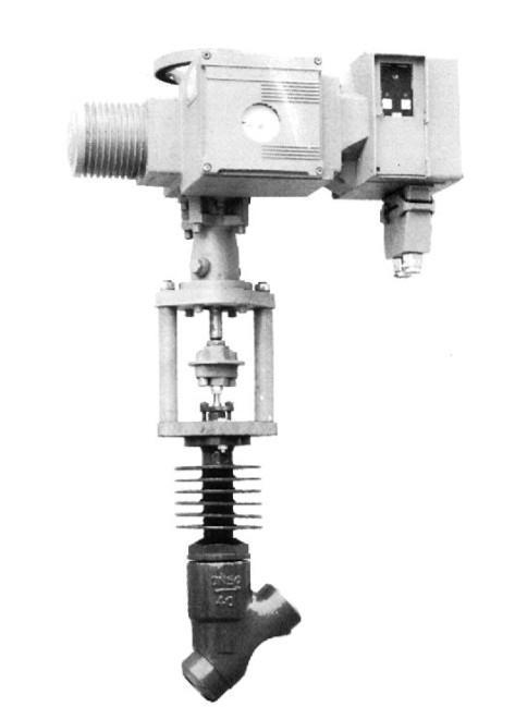 ZDLSY电动Y型疏水阀,电动疏水阀,电动疏水调节阀