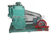 上海池一泵业真空泵厂生产2X-8旋片皮带真空泵