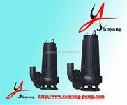 排污泵,WQK切割排污泵,潜水排污泵,立式潜水排污泵
