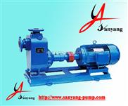 化工泵,ZW臥式自吸排污化工泵,三洋臥式無堵塞單級自吸化工泵保養