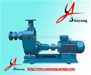 自吸泵,ZX高温管道自吸泵,三洋铸铁自吸泵,无堵塞自吸离心泵