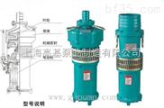 QY10-54QY型油浸式潛水泵,QY型充油式潛水電泵.