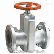管夹阀GJ41X铝合金管夹阀铸铁管夹阀胶管法兰管夹阀天然加强胶管