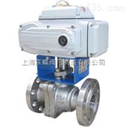 Q941F 型 PN16~PN63 浮动软密封电动球阀