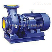 供应ISW40-100(I)不锈钢耐腐蚀管道泵 ISW卧式管道泵 卧式热水管道泵