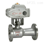 QJ941M高温电动球阀