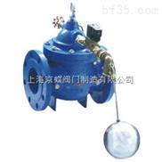 106X电磁遥控浮球阀 ,水力控制阀