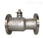 QJ41M/F不锈钢高温球阀  不锈钢高温球阀