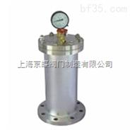 活塞式水錘吸納器,水錘吸納器