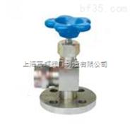 JX49W/H法兰液位计针型阀法,针型阀