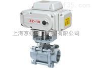 Q911F 电动丝口球阀,电动球阀