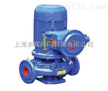 YG型立式單吸單級防爆油泵  防爆油泵