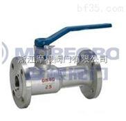 Q41PPL不銹鋼整體高溫球閥