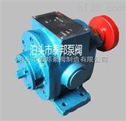 泰邦高壓齒輪泵-ZYB-12/2.5B