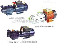 小型螺杆自吸泵
