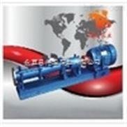 螺杆泵 整体不锈钢单螺杆泵G型