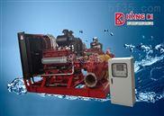 XBC型全自动柴油机中开消防泵组