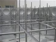 不锈钢水形水箱内拉筋图