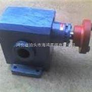 ZYB點火增壓燃油泵特性及規格參數