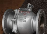 铸钢浮动球阀Q41F-16C
