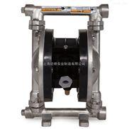 上海边锋QBY3-15 1/2英寸304不锈钢气动隔膜泵