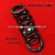 泵用组合石墨密封环,石墨填料环组图片选用