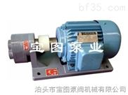 小型齿轮泵快速维护的方法--宝图泵业