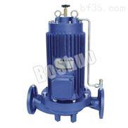 屏蔽式管道离心泵-工业和城市给排水泵
