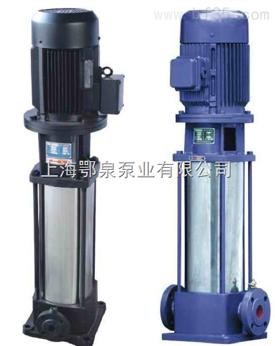 ISG系列立式管道离心泵