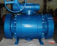 Q347F/H蜗轮固定球阀 价格 厂家