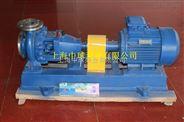 IH65-50-160耐腐蚀不锈钢离心泵