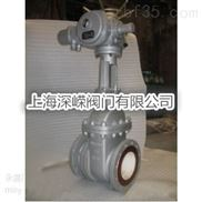 PZ41TC电动陶瓷排渣阀