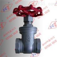 Z11W-16P-不銹鋼螺紋閘閥