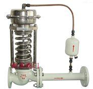 自力式蒸汽壓力調節閥原理