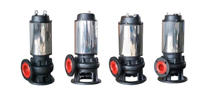 jywq自动搅匀潜水泵安装注意七点要求