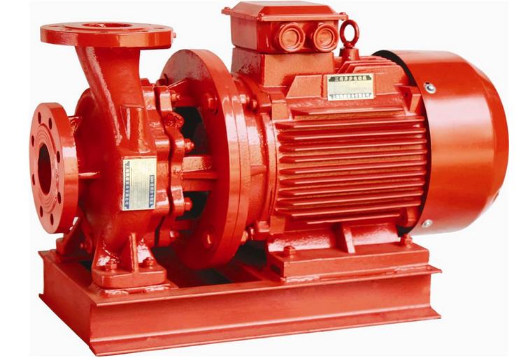 XBD-W型�P式消防泵